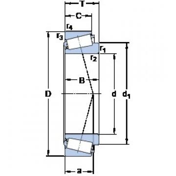 SKF 31310 J2/QCL7C tapered roller bearings